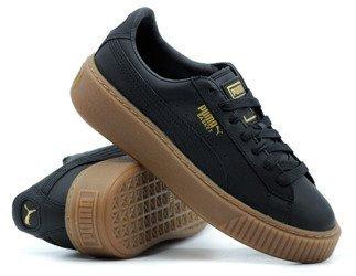 ... CORE (364040-02)  best Puma Suede Platform Core Halogen Blue  latest Rihanna  Puma Suede Platform Core Sneakers Full Grain Leather Lining He Green 35.5-  ... b15dbbe57
