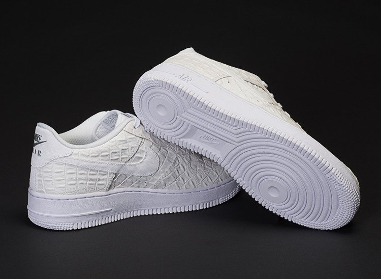 huge selection of 1d0aa 74d96 NIKE AIR FORCE 1 LOW LV8 CROC PACK (749144-103) ...