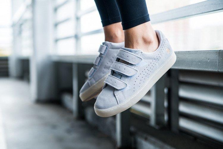 puma x careaux basket strap sneakers