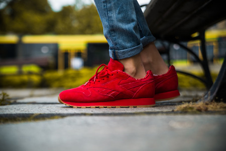 12f87c821a7 ... REEBOK CLASSIC LEATHER PAISLEY PACK SCARLET (BD3231) ...