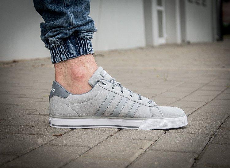 ADIDAS NEO DAILY (F99633) Szary | Mężczyzna   Adidas Marki