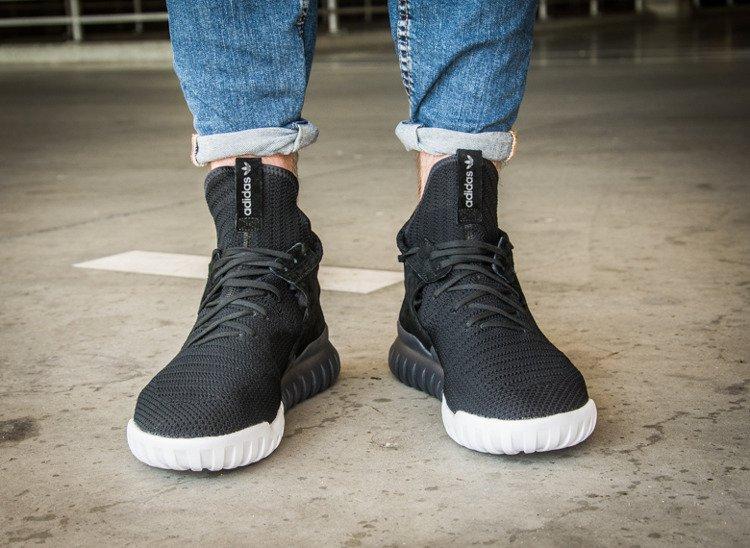 sale retailer 44fc0 750e8 buty adidas originals tubular x primeknit czarne s80128