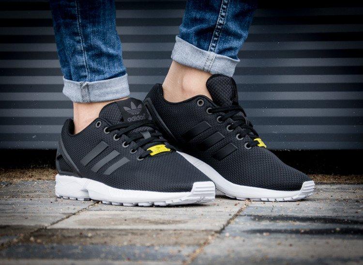 buty damskie adidas zx flux m21294 czarne